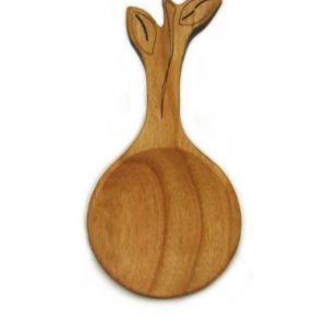 Cherry Wood Loose Tea Scoop